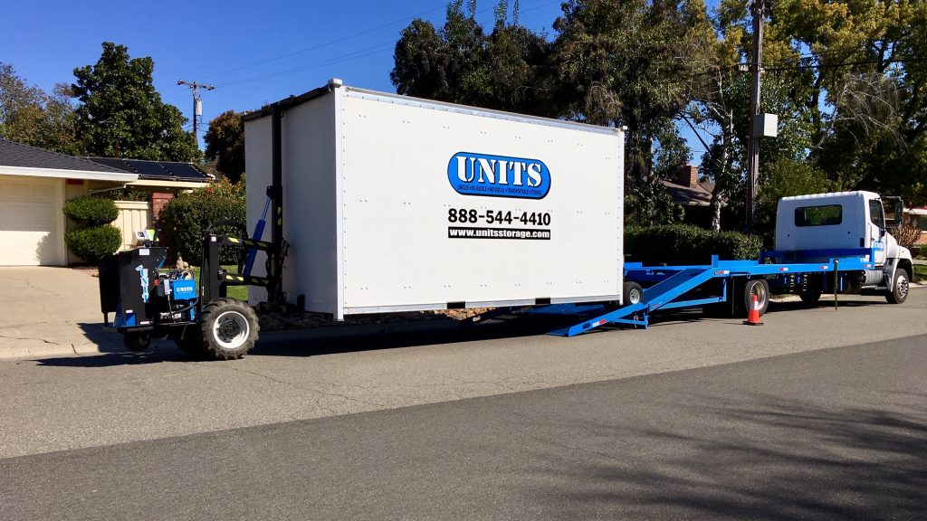 Sacramento Moving And Storage from UNITS