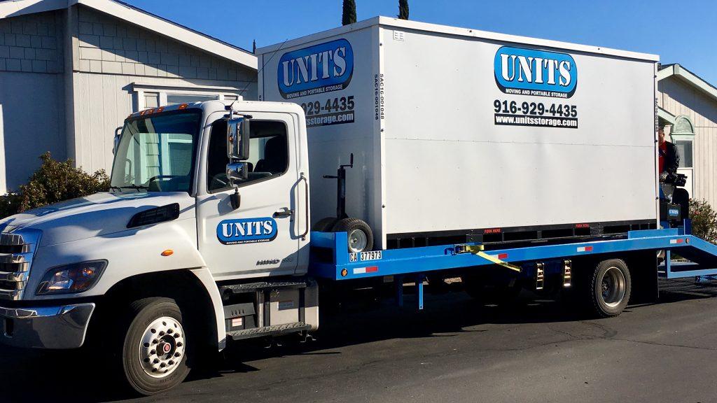 Sacramento UNITS Storage