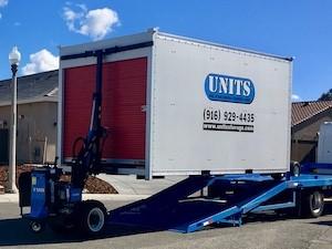 UNITS Moving & Portable Storage | Sacramento Area | 916 ...