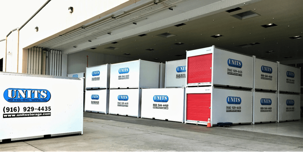 Elk Grove UNITS Storage Warehouse