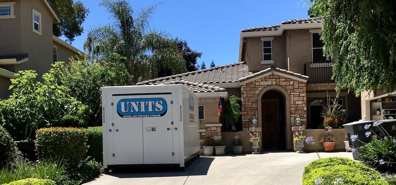 UNITS Sacramento Delivery