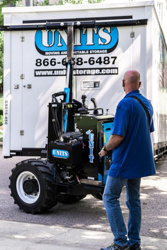 How Portable Storage Works In El Dorado Hills